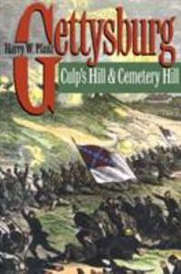 Gettysburg--Culp's Hill and Cemetery Hill by Harry W. Pfanz - Hardcover - 1993 - from ThriftBooks (SKU: G0807821187I5N00)