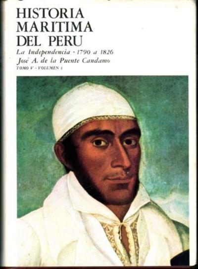 Lima: Instituto de Estudios Marítimo-Historicos del Peru, 1974. Hardcover. Very good. 652pp. Textbl...