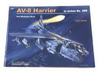 AV-8 Harrier in action - Aircraft No. 209