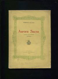 Aurora sacra (versi giovanili)