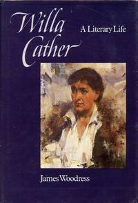image of Willa Cather: A Literary Life