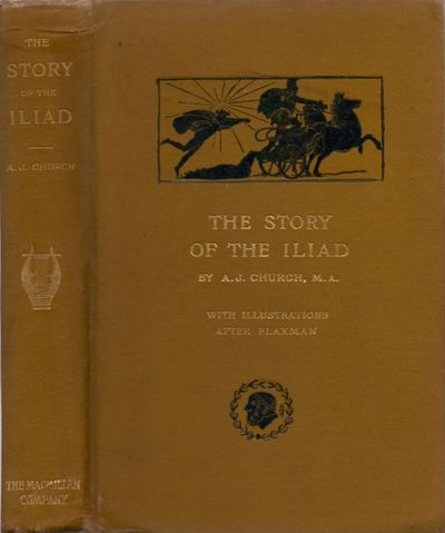 New York: The Macmillan Company, 1905. Later printing. Hardcover. Good. 12mo. vii, 314 pages, 16 pag...