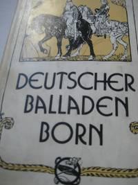Deutscher balladen born fur jung und alt