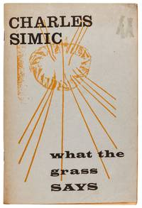 image of What the Grass Says