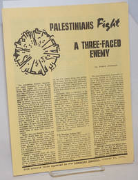 image of Palestinians fight a three-faced enemy
