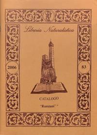 Catalogo 83/2006 : Ranzani, Centroventi Libri Di Varia Cultura, Erotica,  Medicina, ecc. Fotografia, Manuali Hoepli, Scienza Tecnica, Enologia &  Comesi, Caccia ...