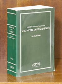 Wigmore on Evidence. 2002-2 Cumulative Supplement ONLY. 1 softbound bk