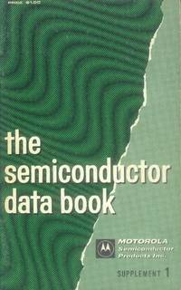 image of The Semiconductor Data Book: Supplement 1