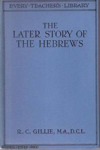 image of The Later Story of the Hebrews