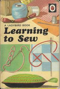 Learning to Sew.  (A Ladybird Book.  Series 633)