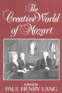 image of The Creative World of Mozart