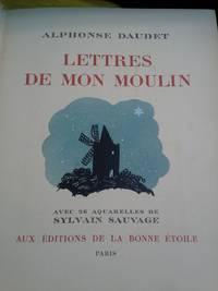 LETTRES DE MON MOULIN. #773