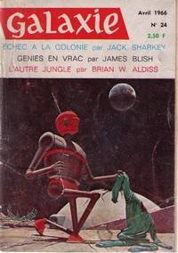 Galaxie n 24 by Collectif - Paperback - 1966 - from davidlong68 and Biblio.com