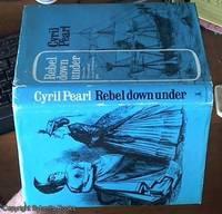"""image of Rebel Down Under:   When the """"Shenandoah"""" shook Melbourne, 1865"""