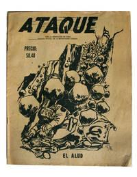 "Ataque. Por la Liberacion de Cuba. Organo Oficial de la Revolucion Cubana. ""El Alud"""