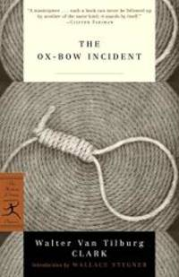 image of The Ox-Bow Incident (Modern Library Classics)