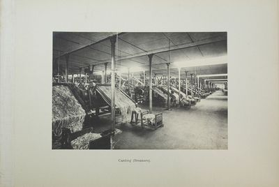 With 68 Original Photographs of the Jute Production in India, Showing How to Make Paper and Other Pr...