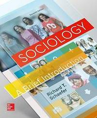 image of Sociology: A Brief Introduction Loose Leaf Edition with Connect Access Card