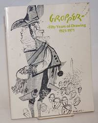 image of William Gropper - fifty years of drawing, 1921-1971. November 7-27, 1971, A.C.A. Galleries [and others]