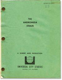 image of The Andromeda Strain (Original screenplay for the 1971 film)