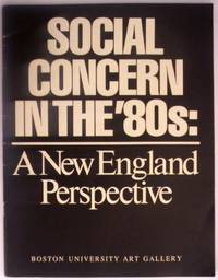 Social Concern in the '80s: a New England Perspective