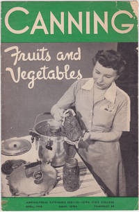 Canning Fruits and Vegetables