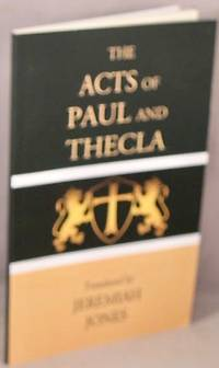 image of The Acts of Paul and Thecla.