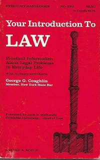 Your Introduction to LAW (Everyday Handbooks # 286)