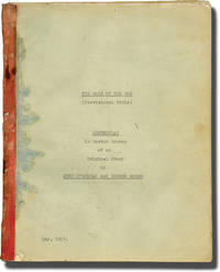 Hair of the Dog (Original screenplay for the 1962 film)