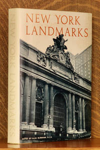 image of NEW YORK LANDMARKS, A STUDY AND INDEX OF ARCHITECTURALLY NOTABLE STRUCTURES IN GREATER NEW YORK