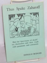 image of Thus Spake Zaharoff - How the