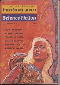 image of The Magazine of FANTASY AND SCIENCE FICTION (F&SF): January, Jan. 1961