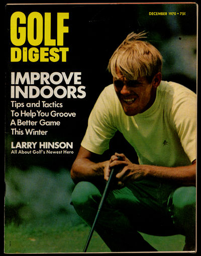 Norwalk, Connecticut: Golf Digest, Inc, 1970. Softcover. Near Fine. First edition. Near fine with li...
