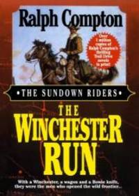 image of The Winchester Run (The Sundown Riders)
