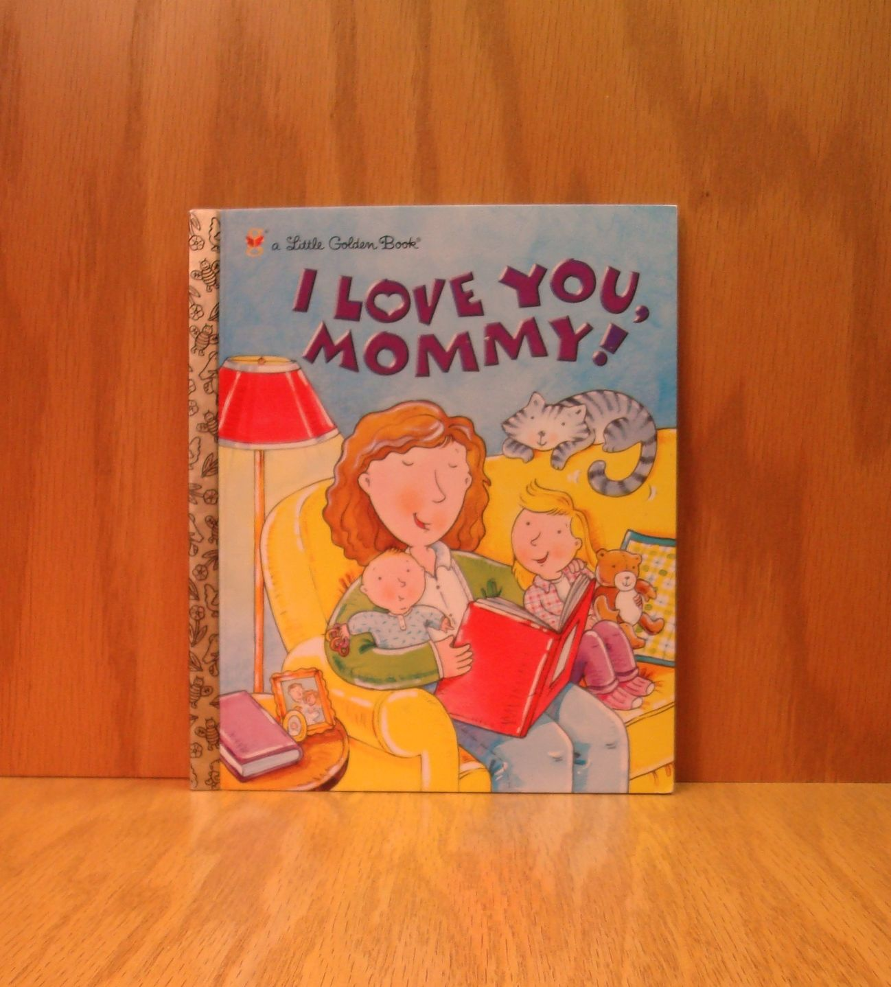 i love you mommy evans edie fletcher rusty