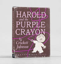 Harold and the Purple Crayon.