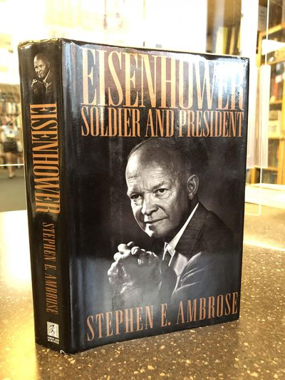 New York: Simon and Schuster, 1990. First Edition, First Printing. Hardcover. Octavo, 635 pages; VG/...