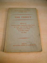 image of The Family. Report of the British National Conference on Social Work at Bedford College for Women, London, 15th to 18th April 1953