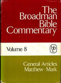 The Broadman Bible Commentary Volume Six: Jeremiah-Daniel