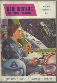 New Worlds Science Fiction Volume 21 No. 61