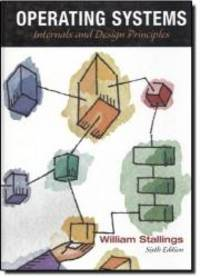 image of Operating Systems: Internals and Design Principles (6th Edition)