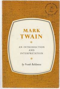 an introduction to the analysis of the literature by mark twain Free essay: mark twain, one of the most famous and influential american writers,  was born in hannibal, missouri on november 30, 1835 and.