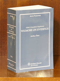 Wigmore on Evidence. 2008-2 Cumulative Supplement ONLY. 1 softbound bk