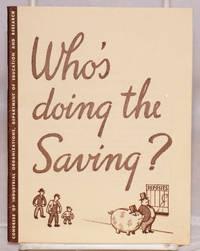 Who\'s doing the saving