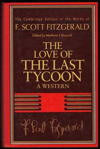 image of The Love of the Last Tycoon; A Western