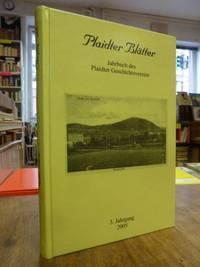 Plaidter Blätter - Jahrbuch des Plaidter Geschichtsvereins, 3. Jahrgang 2005, by Plaidt (Ortsgemeinde) / Plaidter Geschichtsverein - First Edition - 2005 - from Antiquariat Orban & Streu GbR (SKU: 31211AB)