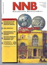 NNB - Numismatisches Nachrichtenblatt / N° : dezember 2001 : Medaillen um Arnold Böcklin (...) by Collectif - 2001 - from Livre Nomade (SKU: 47992)