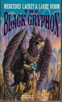 THE BLACK GRYPHON; The Mage Wars Book One