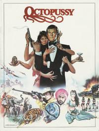 image of Octopussy (Original UK Souvenir Program for the 1983 film)