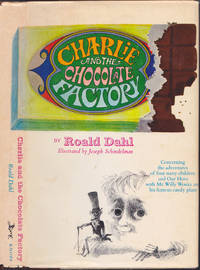 Charlie and the Chocolate Factory by Roald Dahl - First Edition, Third Printing - September 1964 - from Books of the World (SKU: RWARE0000002988)